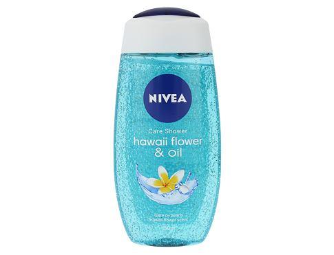 Nivea Hawaii Flower & Oil 250 ml sprchový gel pro ženy