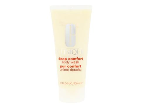 Sprchový krém Clinique Deep Comfort 200 ml