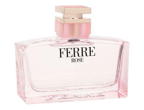Gianfranco Ferré Ferré Rose 100 ml EDT pro ženy