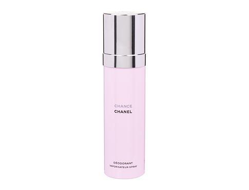 Chanel Chance 100 ml deodorant Poškozená krabička Deospray pro ženy