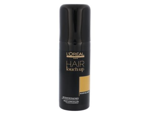 L´Oréal Professionnel Hair Touch Up 75 ml barva na vlasy Warm Blonde pro ženy