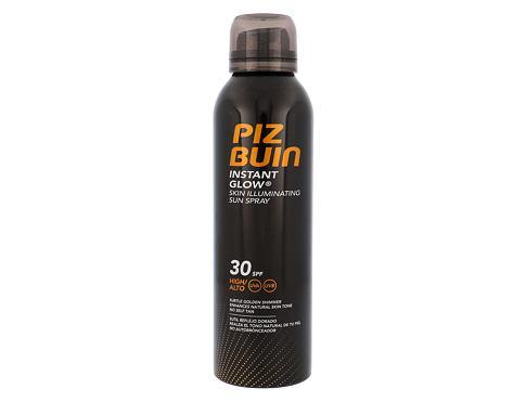 PIZ BUIN Instant Glow Spray SPF30 150 ml opalovací přípravek na tělo voděodolná pro ženy