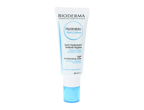 BIODERMA Hydrabio Gel-Creme 40 ml denní pleťový krém pro ženy