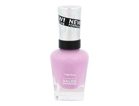 Sally Hansen Complete Salon Manicure 14,7 ml lak na nehty 406 Purple Heart pro ženy