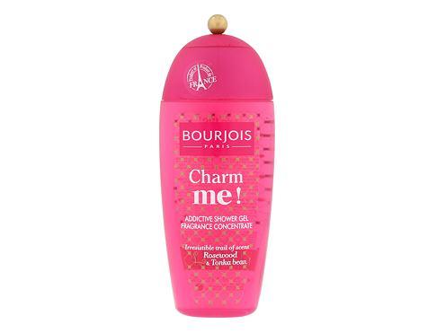 BOURJOIS Paris Charm Me! 250 ml sprchový gel pro ženy