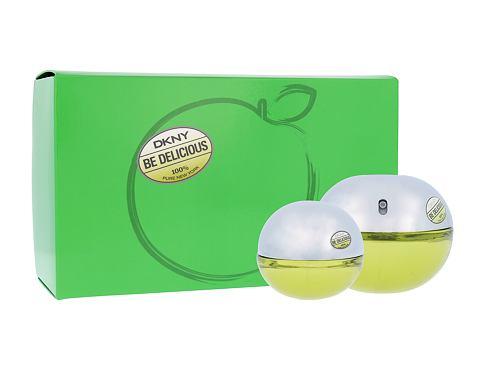 DKNY DKNY Be Delicious EDP dárková sada pro ženy - EDP 100 ml + EDP 30 ml