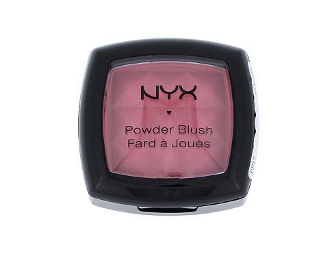 NYX Professional Makeup Blush 4 g tvářenka 17 Desert Rose pro ženy