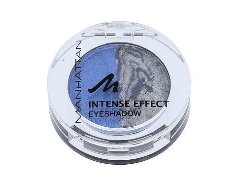 Manhattan Intense Effect 4 g oční stín 101H/77M Blue Is Back pro ženy