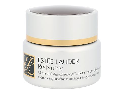 Krém na krk a dekolt Estée Lauder Re-Nutriv Ultimate Lift 50 ml