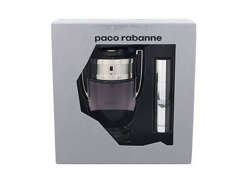 Paco Rabanne Invictus EDT dárková sada pro muže - EDT 100 ml + EDT 10 ml
