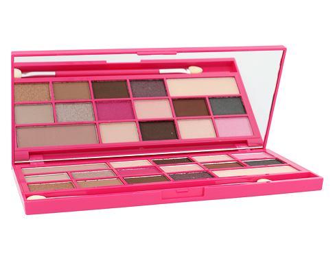 Makeup Revolution London I Heart Makeup Chocolate Love Palette 22 g oční stín pro ženy