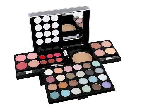 Makeup Trading All You Need To Go dekorativní kazeta dárková sada pro ženy - Complete Makeup Pal