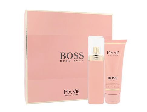HUGO BOSS Boss Ma Vie Pour Femme EDP dárková sada pro ženy - EDP 50 ml + tělové mléko 100 ml