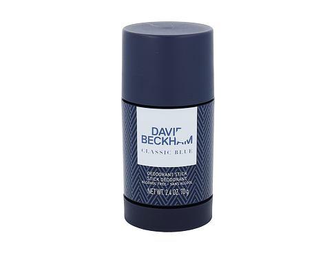 David Beckham Classic Blue 75 ml deodorant Deostick pro muže