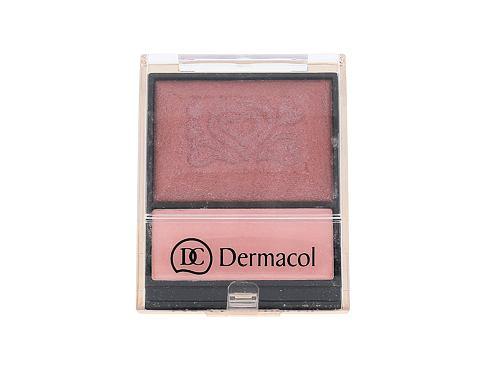 Dermacol Blush & Illuminator 9 g tvářenka 7 pro ženy