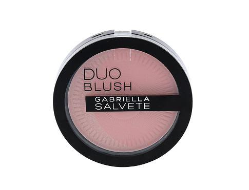 Gabriella Salvete Duo Blush 8 g tvářenka 03 pro ženy