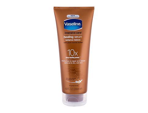 Vaseline Intensive Care Healing Serum Cocoa 200 ml tělový balzám pro ženy