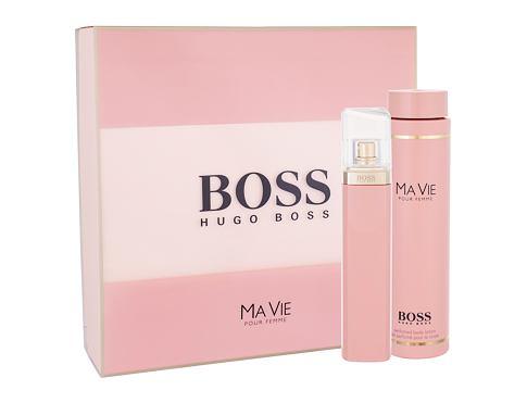HUGO BOSS Boss Ma Vie Pour Femme EDP dárková sada pro ženy - EDP 75 ml + tělové mléko 200 ml
