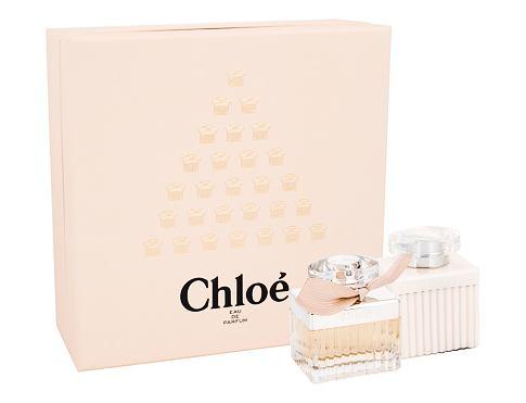 Chloe Chloe EDP dárková sada pro ženy - EDP 50 ml + tělové mléko 100 ml