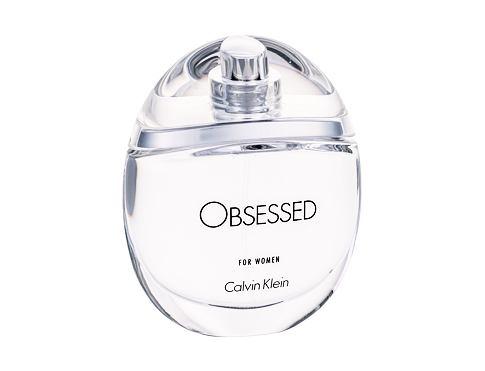 Calvin Klein Obsessed For Women 100 ml EDP pro ženy