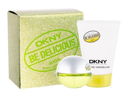 DKNY DKNY Be Delicious EDP dárková sada pro ženy - EDP 30 ml + tělové mléko 100 ml