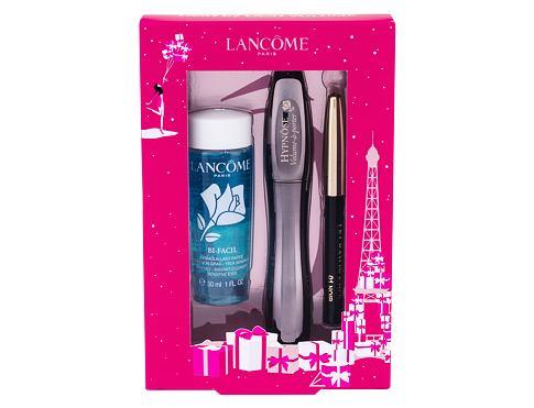 Lancome Hypnose Volume-A-Porter řasenka dárková sada 01 Noir Intense pro ženy - řasenka 6,5 ml + tužka na oči Le Crayon Khol 0,7 g 01 Noir + odličovací přípravek na oči Bi-Facil 30 ml
