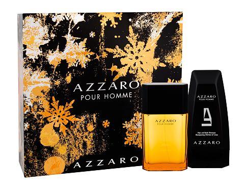 Azzaro Azzaro Pour Homme EDT dárková sada pro muže - EDT 100 ml + sprchový gel 150 ml