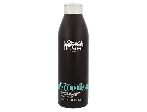 L´Oréal Professionnel Homme Cool Clear 250 ml šampon pro muže