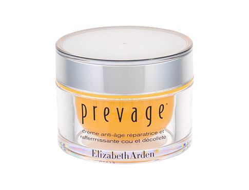 Elizabeth Arden Prevage Anti-Aging 50 ml krém na krk a dekolt Tester pro ženy
