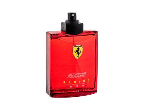 Ferrari Scuderia Ferrari Racing Red 125 ml EDT Tester pro muže