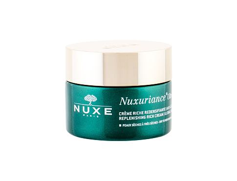 Denní pleťový krém NUXE Nuxuriance Ultra Replenishing Rich Cream 50 ml