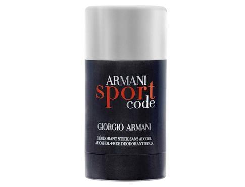 Giorgio Armani Armani Code Sport 75 ml deodorant pro muže