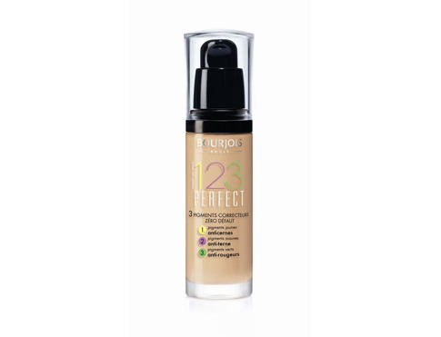 BOURJOIS Paris 123 Perfect 30 ml makeup 54 Beige pro ženy