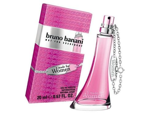 Bruno Banani Made For Woman 20 ml EDT pro ženy