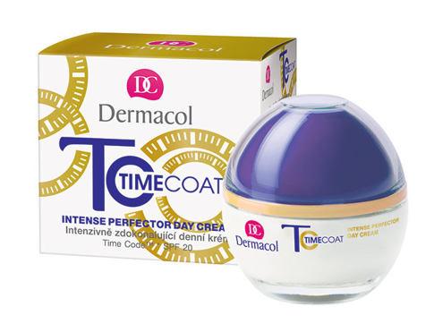 Dermacol Time Coat Intense Perfector SPF 20 50 ml denní pleťový krém pro ženy