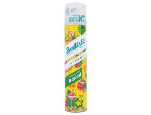 Batiste Tropical 200 ml suchý šampon pro ženy