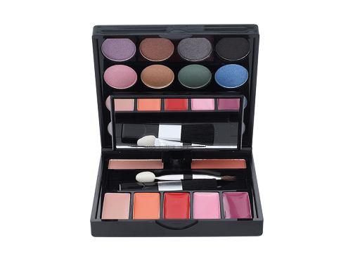 Makeup Trading 360° dekorativní kazeta dárková sada pro ženy - Complete Makeup Palette