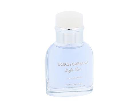 Dolce&Gabbana Light Blue Living Stromboli Pour Homme 40 ml EDT pro muže