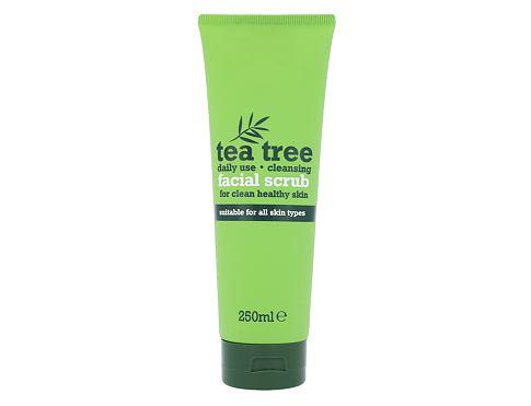 Xpel Tea Tree 250 ml peeling pro ženy