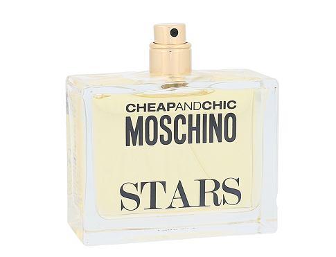 Moschino Cheap And Chic Stars 100 ml EDP Tester pro ženy