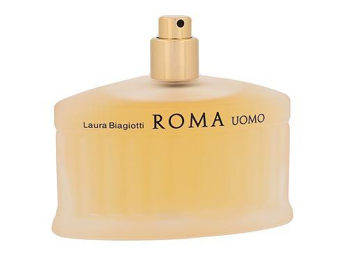 Laura Biagiotti Roma Uomo 125 ml EDT Tester pro muže
