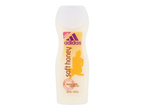 Adidas Soft Honey 250 ml sprchový gel pro ženy