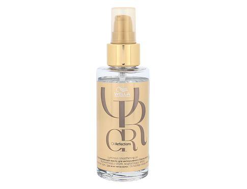 Wella Oil Reflections Luminous Smoothening Oil 100 ml olej a sérum na vlasy pro ženy