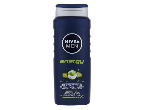 Nivea Men Energy 500 ml sprchový gel pro muže
