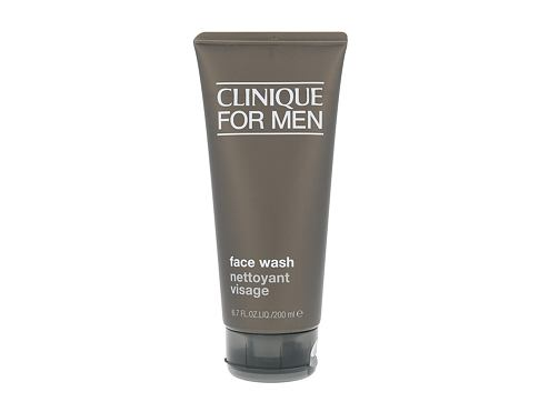 Čisticí gel Clinique For Men Face Wash 200 ml