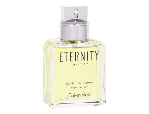 Calvin Klein Eternity For Men 100 ml EDT pro muže