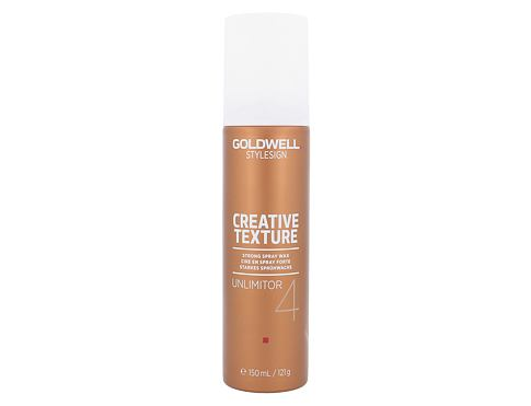 Goldwell Style Sign Creative Texture Unlimitor 150 ml vosk na vlasy pro ženy