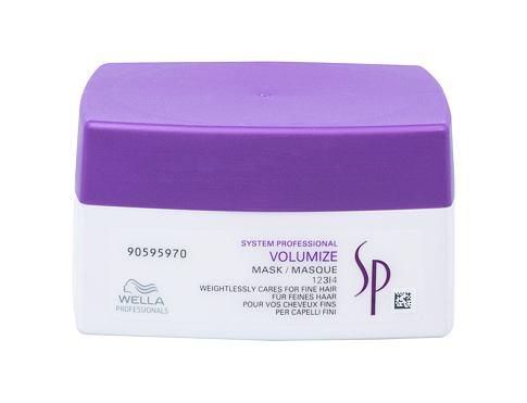 Wella SP Volumize 200 ml maska na vlasy pro ženy