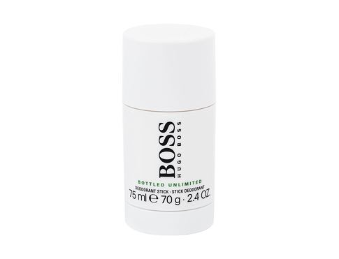 HUGO BOSS Boss Bottled Unlimited 75 ml deodorant Deostick pro muže