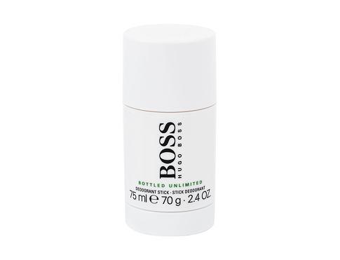 HUGO BOSS Boss Bottled Unlimited 75 ml deodorant Deostick pro muže